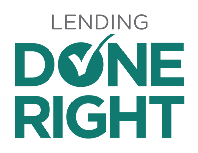 Lending Done Right Advice